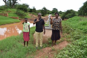 A Year Later: Kumina Wauni Hand-Dug Well