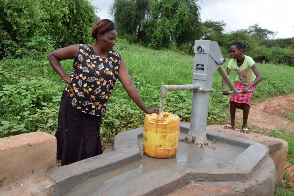 The Water Project : asdf_kumina-wauni-shg_year-after-interview-1