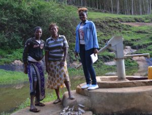 The Water Project : asdf_kyangundi-water-project-shg_mbathajosephinemutheu_year-after-interviews