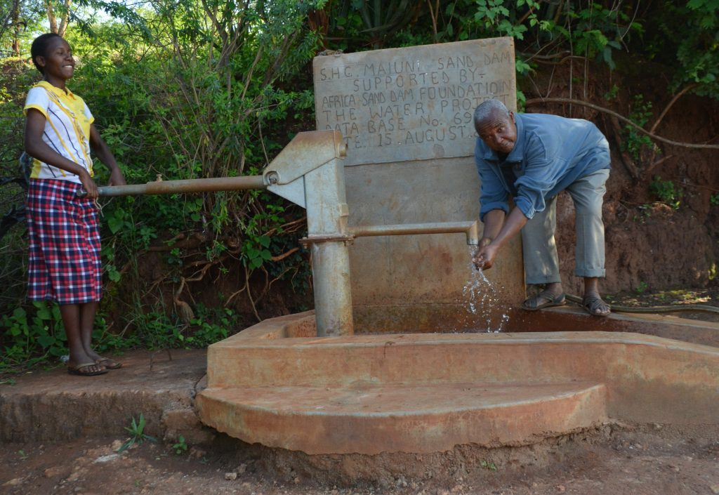 The Water Project : asdf_maiuni-sand-dam-water-project-shg_year-after-2