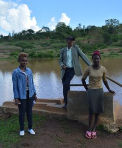 A Year Later: Musunguu Community Hand-Dug Well