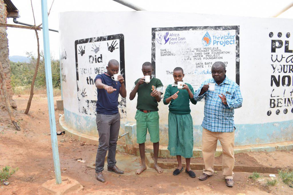 The Water Project : asdf_ndwaani-primary_school_yar_onesmus-waema-titus-catherine-1