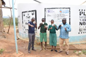 The Water Project:  Asdf_ndwaani Primary_school_yar_onesmus Waema Titus Catherine