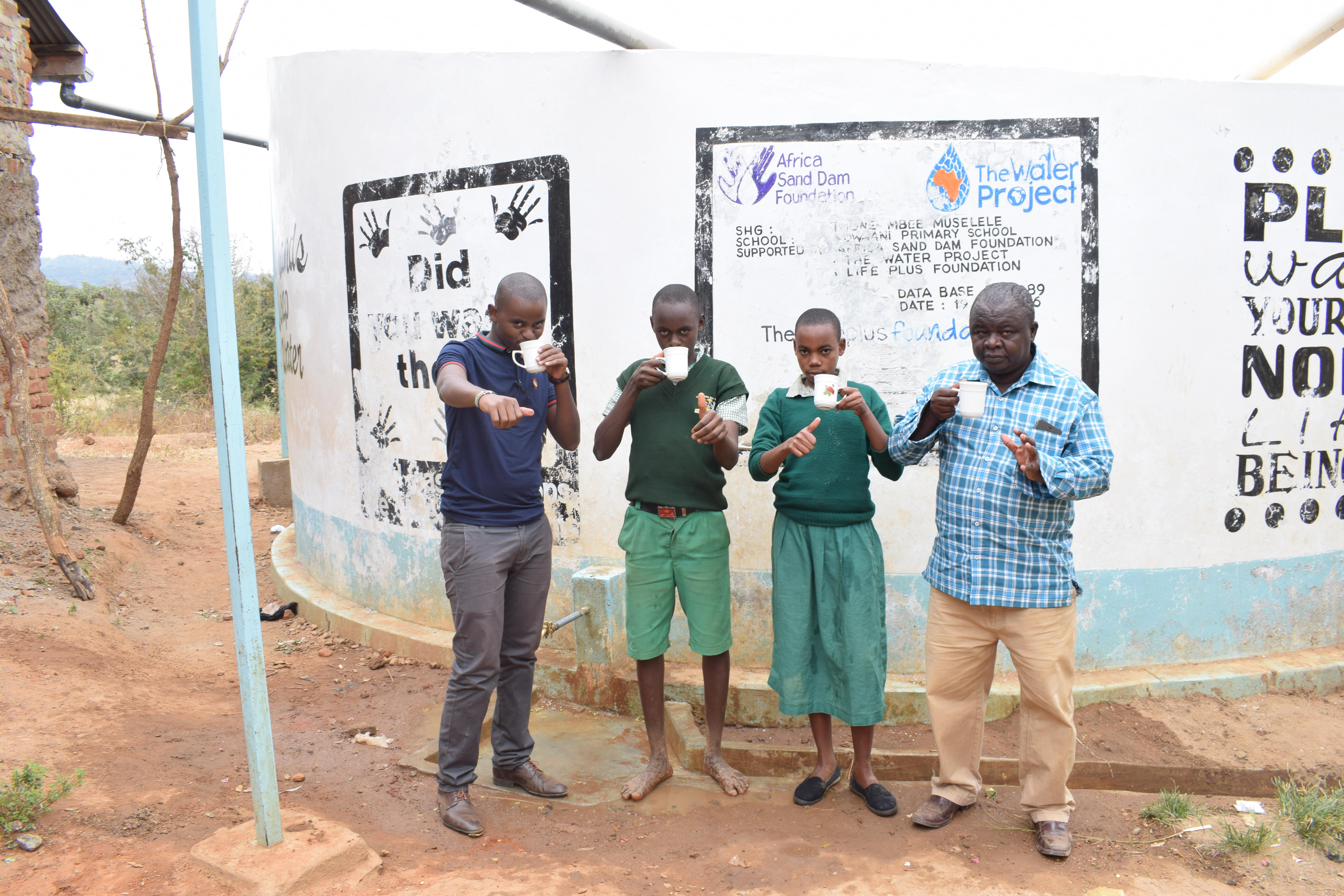 The Water Project : asdf_ndwaani-primary_school_yar_onesmus-waema-titus-catherine-1