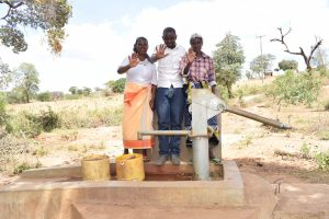A Year Later: Nzung'u Hand-Dug Well