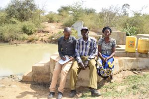 A Year Later: Vinya wa Mwau Hand-Dug Well