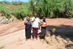 The Water Project : asdf_wasya-wa-athi-shg_titus-elizabeth-and-mutheu_year-after-interview-20