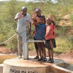 See the Impact of Clean Water - A Year Later: Yavili Hand-Dug Well