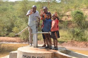 A Year Later: Yavili Hand-Dug Well