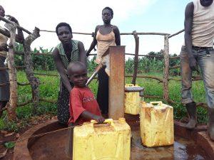 A Year Later: Bunyama B II Community