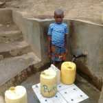 See the Impact of Clean Water - A Year Later: Litali Spring