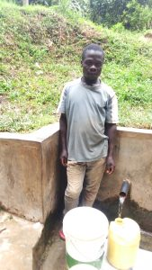 The Water Project : mr-samson-ayombe