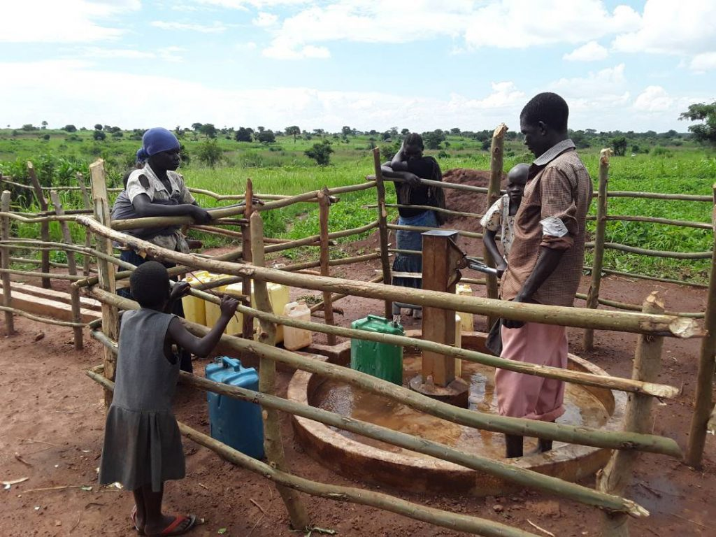 The Water Project : the-new-fence-that-has-been-constructed-on-the-5th-09-2017-the-follow-up-was-done-by-peter-6