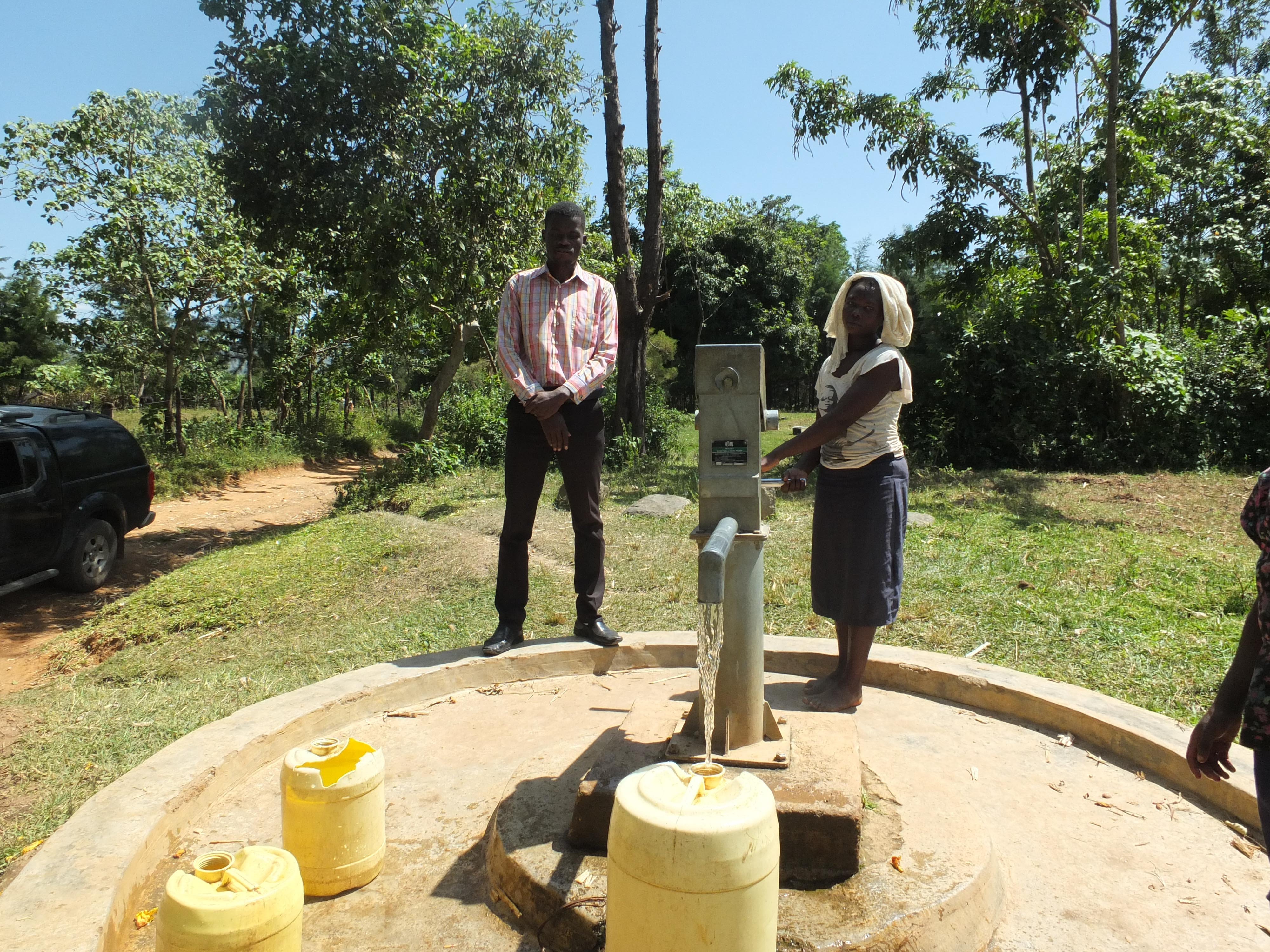 The Water Project : chebwayi-be-community-1