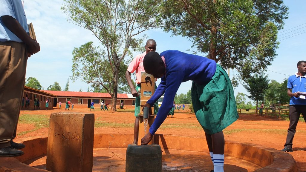 The Water Project : chimoroni-primary-school-after-year-interview-12