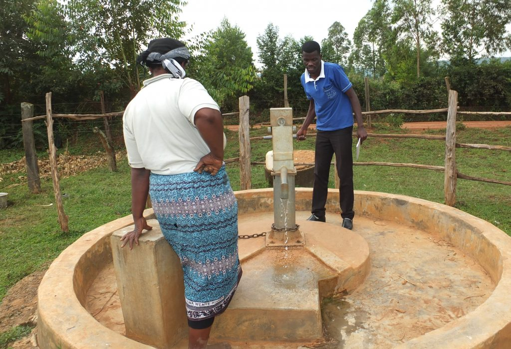 The Water Project : machemo-community-year-after-photos-2