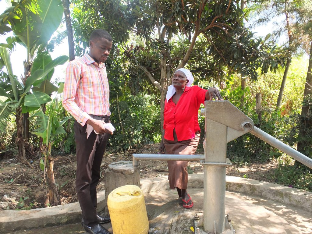 The Water Project : mukangu-1-after-year-photos-13