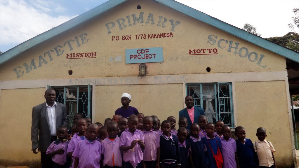 The Water Project : 1-kenya18010-students-and-teachers