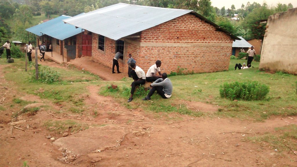 The Water Project : 1-kenya18023-school-compound