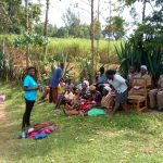The Water Project: Futsi Fuvili Community B -  Training