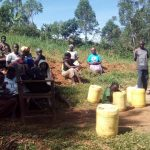 The Water Project: Simuli Community, Lihala Sifoto Spring -  Training
