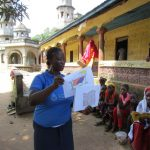 The Water Project: Mayaya Village A -  Training