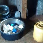 The Water Project: Womulalu Primary School -  In The School Kitchen