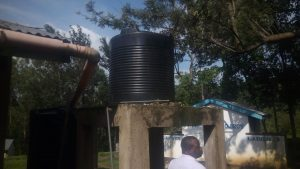 The Water Project:  Plastic Tanks