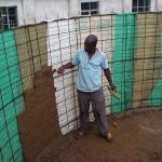 The Water Project: Ebubayi Secondary School -  Tank Construction