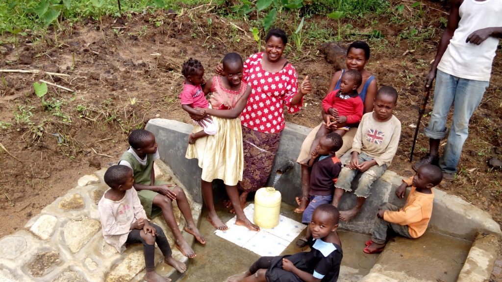 The Water Project : 10-kenya4853-clean-water