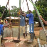 The Water Project: Mayaya Village A -  Drilling