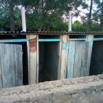 The Water Project: Mutsuma Secondary School -  Latrines