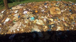 The Water Project:  Garbage Pile