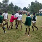 The Water Project: Mulwakhi Primary School -  Students Playing