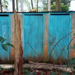 The Water Project: Muleche Primary School -  Latrines