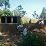 The Water Project: Shiyunzu Primary School -  Latrine Construction