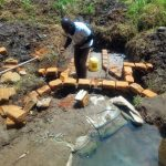 The Water Project : 11-kenya4742-spring-construction