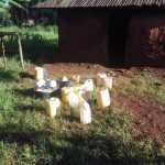 The Water Project: Mudete Primary School -  Kitchen