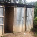 The Water Project: Eshisiru Secondary School -  Latrines