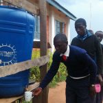 The Water Project: Samson Mmaitsi Secondary School -  Drinking Point