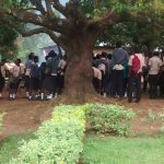 The Water Project: Erusui Secondary School -  Dismissal