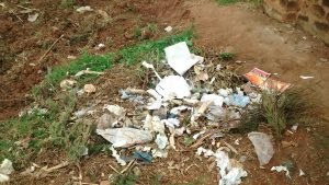 The Water Project:  Poor Waste Disposal