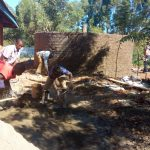 The Water Project: Shanjero Primary School -  Tank Construction