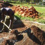 The Water Project : 12-kenya4836-latrine-construction