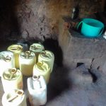 The Water Project: Mudete Primary School -  Water Containers