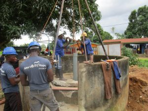 The Water Project : 12-sierraleone5127-drilling