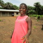 The Water Project: Ernest Bai Koroma Secondary School -  Salamatu Dumbuya