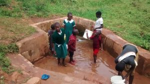 The Water Project:  Fetching Water For School