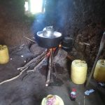 The Water Project: Gidagadi Secondary School -  Fireplace