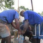 The Water Project: Kasongha Community, 16 Komrabai Road -  Drilling